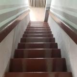 Лестница на второй этаж.