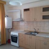 Комфортная гостиная с кухней