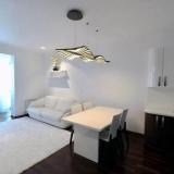 Гостиная с удобным диваном