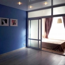 Комфортная однокомнатная квартира в Новом Сочи