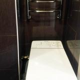 Ванная комната с стиральной машиной