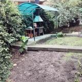 Сад-зона барбекю