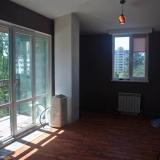Кухня-гостиная с балконом