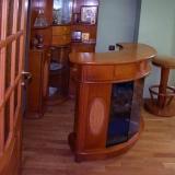 Комната с барной стойкой