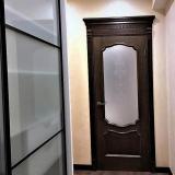 Дверь в спальню