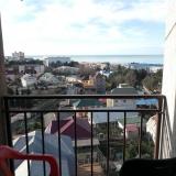 Гостиная с видом на море.