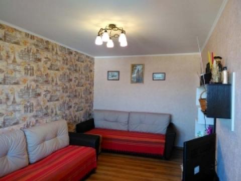 Квартира с ремонтом и панорамным видом. Центр Сочи