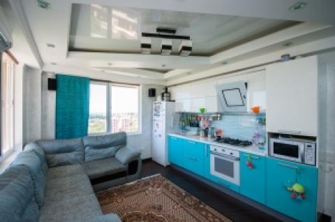 Уютная квартира с хрошим ремонтом