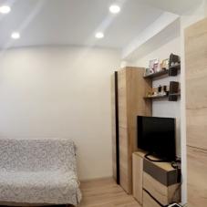 Квартира в спальном районе города
