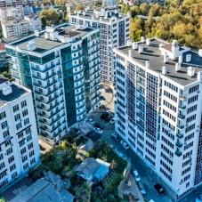 Квартира свободной планировки в центре города