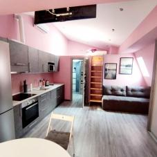 Квартира с ремонтом на Мацесте